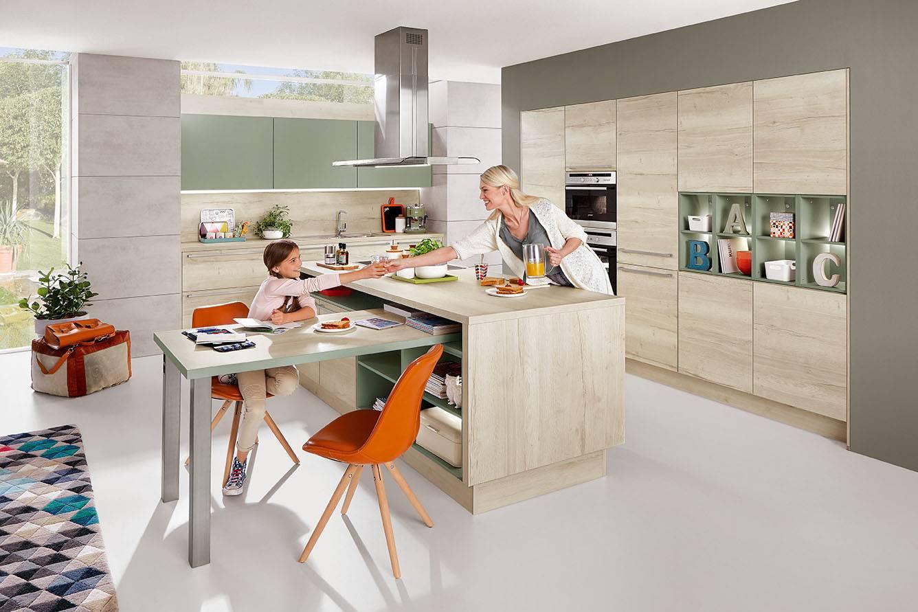 Cuisine Esprit Nature Modele Structura Studio Design
