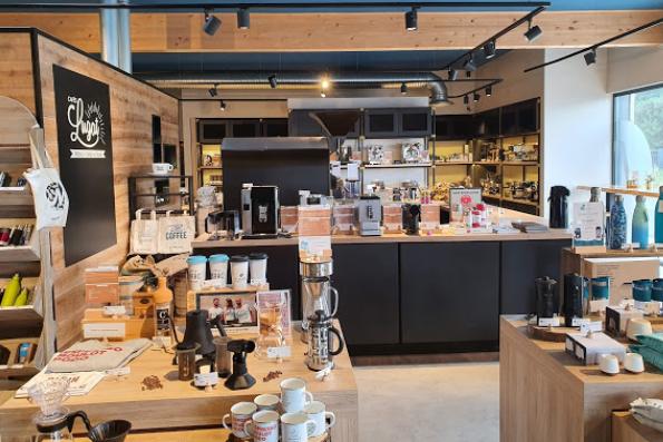 Coffee Shop & Store La Teste de Buch MaxiCoffee - Studio ...